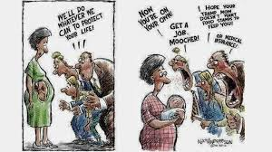pro life from womb to tomb desiring god crump describes the image above a cartoon he had seen on facebook and how it depicted this tension he says ldquohere s the deal if we re pro life
