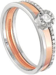 Золотые <b>кольца Кольца Kabarovsky</b> 1-0331-1000 за 23 720 руб ...