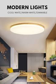 modern led square ceiling down light living room bedroom lamp fixtures lighting for home party decoration