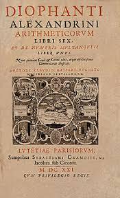 history of algebra   wikipedia diophantine algebraedit