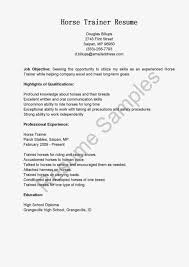 automation tester sample resume social and human service assistant horse trainer resume cover letter sample cover letter sample resume