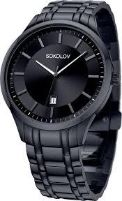 Наручные <b>часы SOKOLOV</b> — купить в интернет-магазине OZON ...