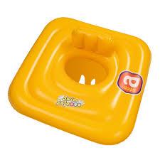 <b>Круг</b> для плавания <b>Best way надувной</b> детский с сиденьем и ...