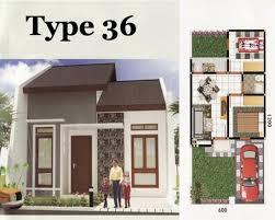 bentuk rumah sederhana type 36: Desain rumah mungil type 36 sederhana 1000 gambar model desain