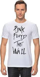 <b>Футболка классическая Printio Pink</b> Floyd, The Wall #730056