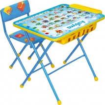 Купить стол со стульчиком для ребенка в интернет-магазине