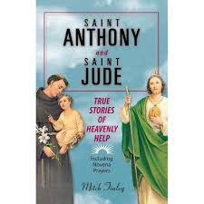 Saint Anthony And Saint Jude - By <b>Mitch Finley</b> (Paperback) : Target