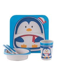 <b>Набор</b> эко-<b>посуды</b> для детей, 5 предметов BURRG 10084392 в ...
