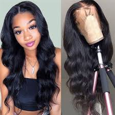 13x4 13x6 Lace Front Human Hair Wigs <b>Body Wave Lace Frontal</b> ...