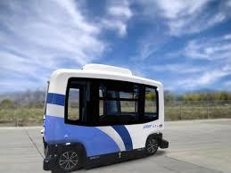 Driverless car to serve Farmington's Station Park | News | standard.net