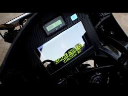how to make smart <b>touch screen</b> for <b>bikes</b> with fingerprint scanner ...