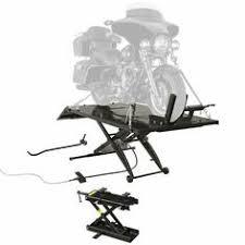 (eBay Advertisement) <b>Black</b> Widow Pneumatic <b>Motorcycle</b> Lift Table ...