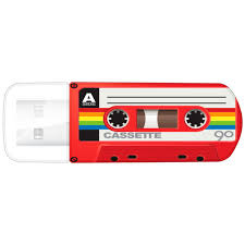 Купить <b>Флеш</b>-<b>диск Verbatim</b> Mini Casette Edition Red <b>32GB</b> (49392 ...