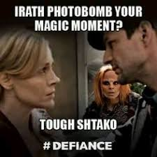 Defiance on Pinterest | Claudia Donovan, Jaime Murray and Movies Free via Relatably.com