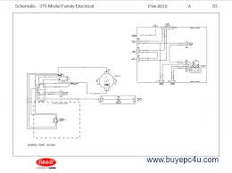 peterbilt 379 wiring schematic peterbilt image peterbilt truck 379 model family electrical schematic manual on peterbilt 379 wiring schematic
