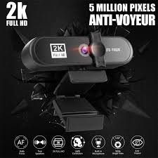 Full <b>HD 4K</b> 2K <b>1080P</b> Conference PC <b>Webcam</b> Autofocus USB <b>Web</b> ...