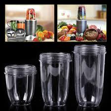 <b>3Pcs</b>/Set 18/24/<b>32</b> OZ <b>Cup Replacement</b> For All NutriBullet Juicer ...