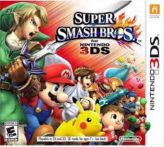 <b>Super Smash</b> Bros., Nintendo, <b>Nintendo 3DS</b>, 045496742904 ...