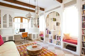 mediterranean home office by laura u inc beautiful home offices ways