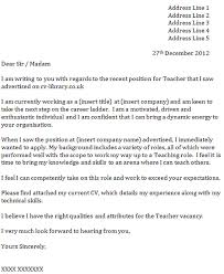 Cover Letter Format Internal Position Cover Letter Example Higher Education  Communications