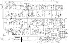 cobra  xlrschematic diagram