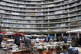 Image result for flea market place d'aligre paris