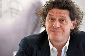 Marco Pierre White. HE'S the guy who, legend says, reduced a trainee chef called Gordon Ramsay to tears in the corner of the kitchen. - marco-pierre-white-545425200-2633