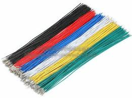25cm 2 54mm 1pin female to jumper wire dupont cable 24awg single 1p dupont harness