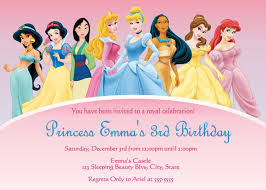 disney princess invitation templates printable princess disney princess party invitation template