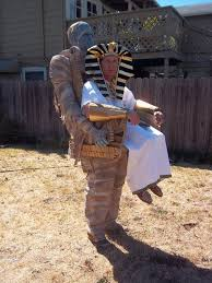 <b>Mummy</b> Illusion <b>Costume</b> by GypsyCatStudios on Etsy, $500.00 ...