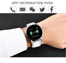 Online Shop <b>LIGE New Smart Bracelet</b> Women Heart Rate Blood ...