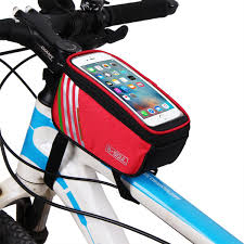 <b>B SOUL Touch Screen</b> Bicycle Bags Cycling <b>MTB Mountain Bike</b> ...