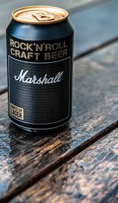 Marshall - <b>Rock</b>'<b>N</b>'<b>Roll</b> Craft <b>Beer</b> - Brotherhood Blog - Williams Bros ...