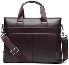 LAI HO Men's <b>Bag Handbag</b> Shoulder Slung Briefcase <b>Computer</b> ...
