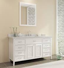 usa tilda single bathroom vanity set:  kensington  inch single sink bathroom vanity set