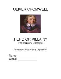 was oliver cromwell a hero or a villain essay hurry this offer krokokoko posdravlenya ru
