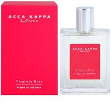 <b>Acca Kappa Virginia Rose</b> Eau de Cologne for Women 100 ml - Buy ...