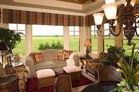 Shenandoah Heights Luxury Home Plan S    House Plans and MoreContemporary House Plan Sunroom Photo   S    House Plans and More