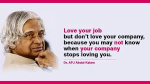 Top 10 Inspirational Quotes by Dr. Abdul Kalam | Success Mantra
