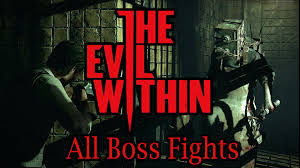 the evil in all bosses