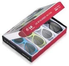 <b>LG</b> Party Coloured Pair of <b>3D Glasses</b>: Amazon.co.uk: Electronics
