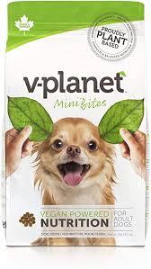 V-<b>Planet</b> Vegan Mini-Bites Dog Food for <b>Adult</b> Dogs (4.5 lbs Bag ...