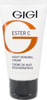 <b>Крем ночной обновляющий GiGi</b> Ester C <b>Night</b> Renewal <b>Cream</b> 50 ...