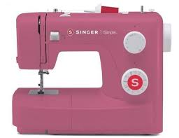 <b>Singer Simple</b> 3223 Red Color Fashion Maker <b>Sewing Machine</b> at ...