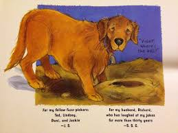 creating readers and writers book talk tuesday when the ball lands in the burrow a big plunk lots of sound words in this text the prairie dogs aren t sure what it is where it came from