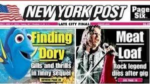 <b>Meat Loaf</b>: Paper reports singer's <b>death</b> despite him 'recovering well ...