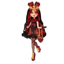 Кукла Mattel Лиззи Хартс из серии <b>Базовые</b>, <b>Ever After High</b> ...