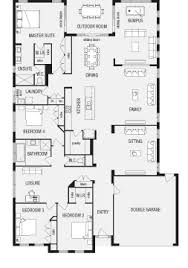 Home floor plans  Floor plans and New homes on Pinterest