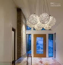 ceiling pendant lamp light decorative patterns aluminium crystal lamp study room light master light ceiling pendants lighting