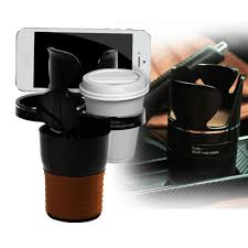 Multifunction Cup Phone Glasses <b>Pen Holder Case</b> Bottle Console ...